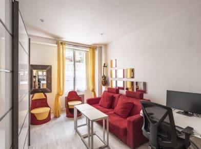 Appartement 2 pièces rue Saint-Martin 75003